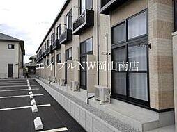 JR赤穂線 西大寺駅 徒歩28分の賃貸アパート
