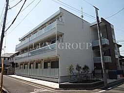 東京都八王子市小門町の賃貸マンションの外観