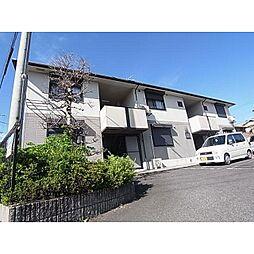奈良県香芝市磯壁6丁目の賃貸アパートの外観