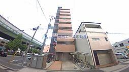 クイーンライフ東今里[8階]の外観