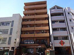 広島県呉市中央1丁目の賃貸マンションの外観