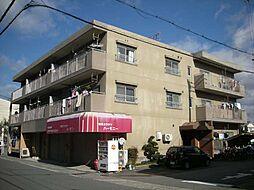 西取石ハイツ[302号室]の外観