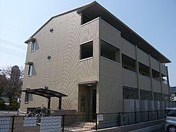 ラヴィール・メゾン[2階]の外観