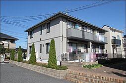 ピュアプレイス谷塚I[201号室]の外観