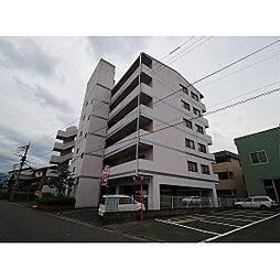 福岡県久留米市山川神代の賃貸マンションの外観