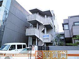 愛知県名古屋市南区三条1丁目の賃貸アパートの外観