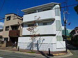 プチシャルマン甲子園高田[3階]の外観