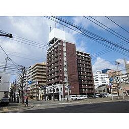 北海道札幌市中央区南三条西7丁目の賃貸マンションの外観