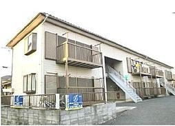 グリーンハイツ松澤[1階]の外観