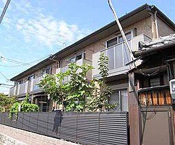 京都府京都市伏見区深草願成町の賃貸アパートの外観