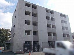 神奈川県藤沢市辻堂5丁目の賃貸マンションの外観