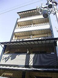 京都府京都市東山区東大路三条下る2筋目東入北木之元町の賃貸マンションの外観