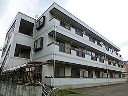 長澤マンション[1階]の外観