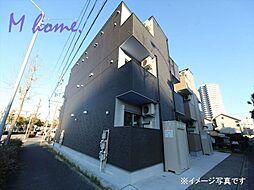 愛知県名古屋市中川区外新町1丁目の賃貸アパートの外観