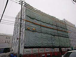 仮)二十四軒1-2マンションB棟[2階]の外観