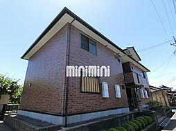 愛知県春日井市杁ケ島町の賃貸アパートの外観