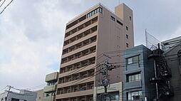 広島県広島市中区西十日市町の賃貸マンションの外観