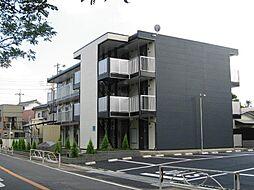 千葉県流山市流山4丁目の賃貸マンションの外観