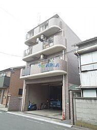 神奈川県横浜市鶴見区汐入町2丁目の賃貸マンションの外観