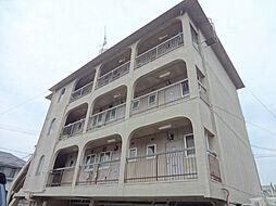 大阪府池田市空港1丁目の賃貸マンションの外観
