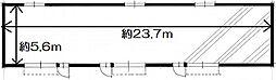 川越市上老袋 新築貸倉庫(事務所棟付き)