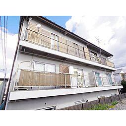 奈良県奈良市南京終町の賃貸マンションの外観