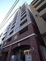 クラウンハイム西田辺[4階]の外観