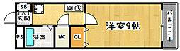 フォレスト醍醐[316号室]の間取り