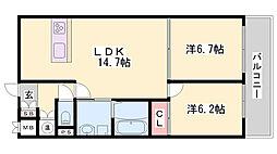 飾磨駅 6.9万円
