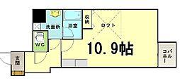 T.M.住吉ビル[7階]の間取り