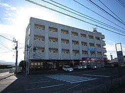愛媛県東温市南方の賃貸マンションの外観