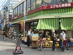 神奈川県川崎市幸区矢上の賃貸アパートの外観