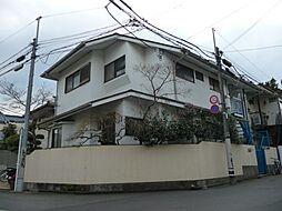 亀井ハウス[101号室]の外観