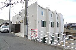 ティロフィナーレ松戸B棟[2階]の外観