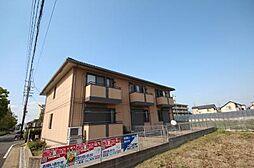 愛知県名古屋市中川区前田西町3丁目の賃貸アパートの外観