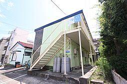 島崎アパート[101号室]の外観