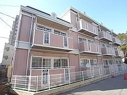 千葉県柏市中央2丁目の賃貸マンションの外観