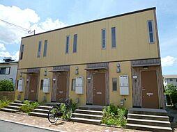 JR久大本線 久留米大学前駅 徒歩15分の賃貸アパート