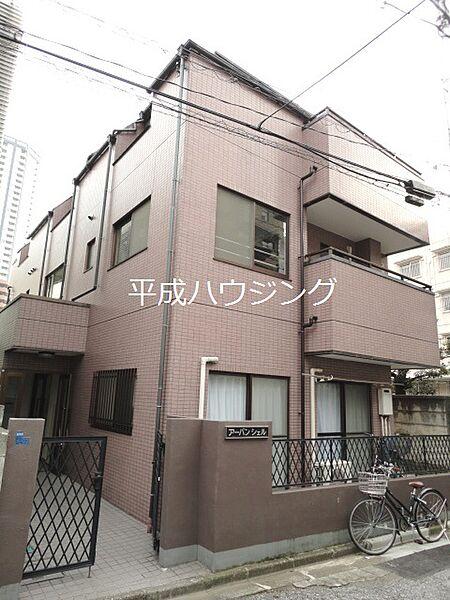 アーバンシェル 3階の賃貸【東京都 / 新宿区】