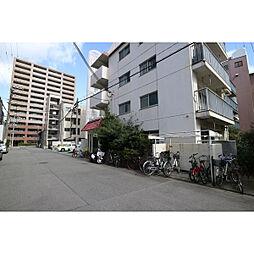 都マンション鶴橋[303号室]の外観
