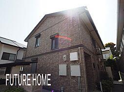 [タウンハウス] 兵庫県神戸市東灘区本山北町1丁目 の賃貸【/】の外観