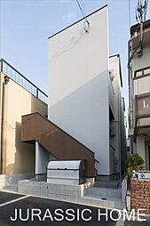 大阪府堺市堺区中之町西2丁の賃貸アパートの外観