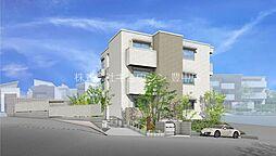 北大阪急行電鉄 桃山台駅 徒歩23分の賃貸マンション