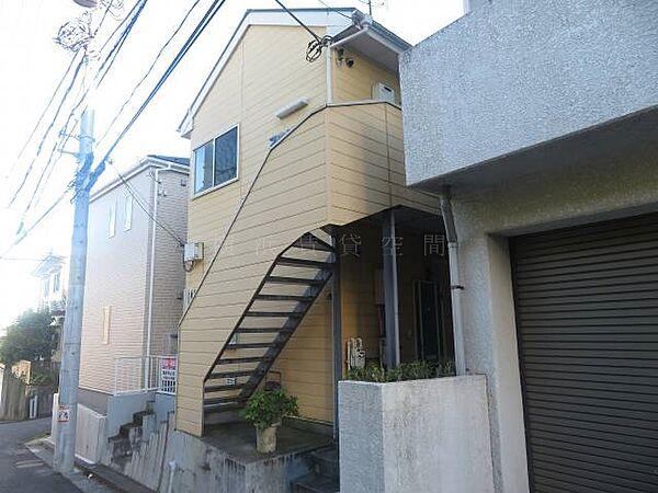 フレッシュハウス[2階]の外観