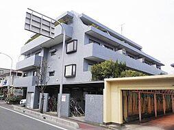 埼玉県戸田市喜沢1丁目の賃貸マンションの外観