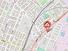 地図,1LDK,面積38.88m2,賃料2.9万円,バス 道北バスパルプ社宅前下車 徒歩2分,JR函館本線 旭川駅 4.3km,北海道旭川市大雪通7丁目504-8