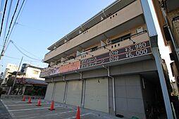 上野坂グランハイツC[205号室]の外観