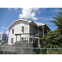 静岡県浜松市東区笠井新田町の賃貸アパートの外観