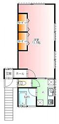 松尾駅 2.6万円