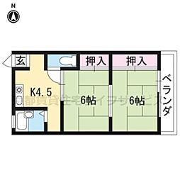 小笹マンション[3階]の間取り
